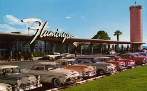 Flamingo Hotel 1956