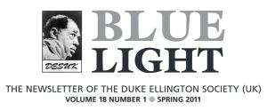 Blue Light 2011-1 front