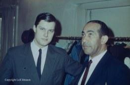 Lawrence med Leif