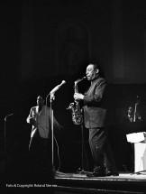 Johnny Hodges med Duke