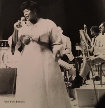 Ella Fitzgerald sjunger Cirkus 1966