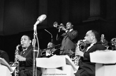 Herbie Jones with Hodges and Procope